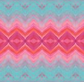Seamless watercolor pattern Stock Images