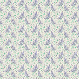 Seamless watercolor pattern Stock Image