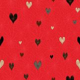 Seamless watermelon pattern Royalty Free Stock Photos