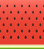 Seamless watermelon texture background Royalty Free Stock Photos