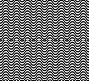 seamless wave för modell stock illustrationer