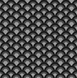 Seamless wave pattern background Royalty Free Stock Images