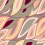 Seamless wave pattern, waves background. wallpaper design. vecto Stock Photo