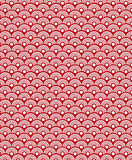 Seamless waves pattern Royalty Free Stock Photos