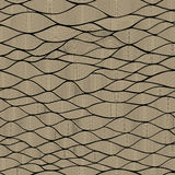 Seamless waves texture,wavy background.Copy that square to the s Royalty Free Stock Images