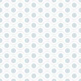 Seamless wavy pattern with dots. Stock Photo