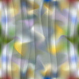 Seamless wavy pattern.  Vector abstract background Royalty Free Stock Image