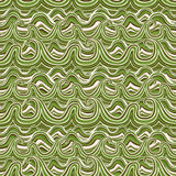 Seamless wavy pattern. Vector illustration wave, river ocean, wallpaper, ornament, Stock Images