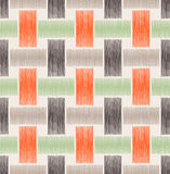 Seamless weave mesh pattern Stock Photos