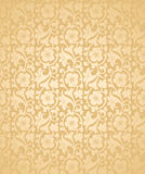 Seamless wedding card background Royalty Free Stock Photography