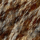 Seamless wet stone surface background Royalty Free Stock Images