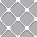Seamless white diagonal wide square Stock Photos