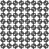 seamless white för svart modell arkivbild