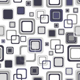Seamless white-gray pattern Royalty Free Stock Photo