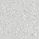 Seamless white leather texture for background Royalty Free Stock Photography