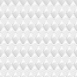 Seamless white leather texture. Vector leather background. Luxury textile design. Royalty Free Stock Images