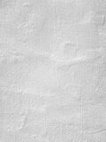 Seamless white painted concrete wall texture/background Royalty Free Stock Photo