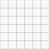 Seamless white square ceramic tiles background Royalty Free Stock Photography