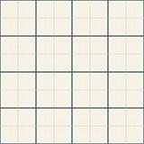 Seamless white texture with blue checkered pattern Stock Photos