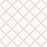 Seamless white tiles texture background Royalty Free Stock Image