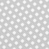 Seamless white wall with diamond pattern texture. Bright seanless web background. 3D rendering Royalty Free Stock Photography