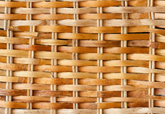 Seamless Wicker Background Royalty Free Stock Photos