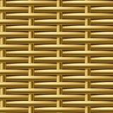 Seamless wicker pattern royalty free illustration