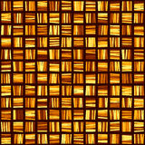 Seamless Wicker Pattern Stock Image