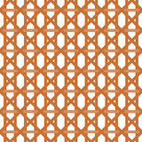 Seamless Wicker Pattern Stock Photo