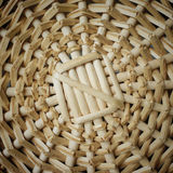 Seamless wicker texture Stock Image