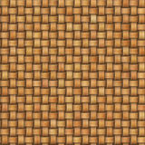 Seamless wicker texture Stock Photo