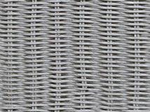 Seamless Wicker Weave Texture Royalty Free Stock Photo