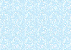 Seamless winter abstract background stock illustration