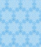 Seamless Winter Background Stock Photography