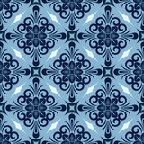 Seamless winter pattern. Royalty Free Stock Images