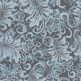 Seamless winter pattern Royalty Free Stock Images