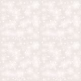 Seamless winter pattern with snowflakes Royalty Free Stock Images