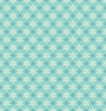 Seamless winter pattern Royalty Free Stock Photo