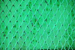 Seamless wire mesh Stock Photo