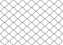 Seamless wire mesh Stock Images