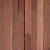Seamless wood panels Stock Photo