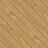 Seamless Wood Parquet  Royalty Free Stock Photography