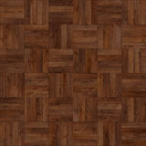 Seamless wood parquet texture chess brown. Seamless wood parquet texture for interior or background Royalty Free Stock Image