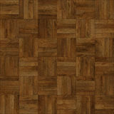 Seamless wood parquet texture chess brown. Seamless wood parquet texture for interior or background stock photo