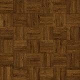 Seamless wood parquet texture chess brown. Seamless wood parquet texture for interior or background Royalty Free Stock Photography