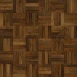 Seamless wood parquet texture chess brown. Seamless wood parquet texture for interior or background stock photos