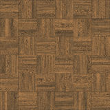 Seamless wood parquet texture chess light brown. Seamless wood parquet texture for interior or background Royalty Free Stock Photography