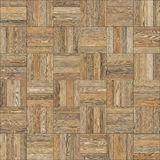 Seamless wood parquet texture chess light brown. Seamless wood parquet texture for interior or background Royalty Free Stock Photos