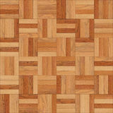 Seamless wood parquet texture chess light brown. For render interior or your background Royalty Free Stock Photos