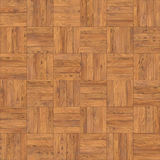 Seamless wood parquet texture chess light brown. For render interior or your background Royalty Free Stock Photography